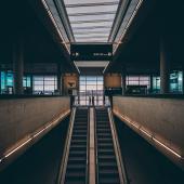 Koronavírus a letisko duchov
